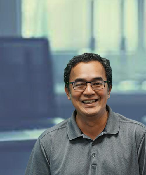 Manuel L. Linang, CAD Manager